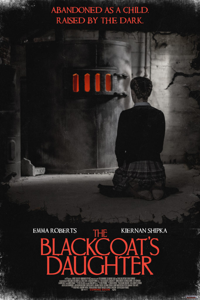 The Blackcoat's Daughter original design by TrueHorror.net (not official)